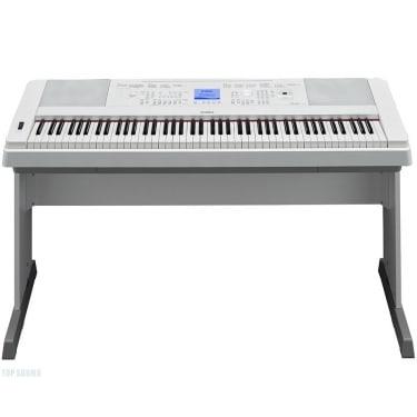 Цифровое пианино Yamaha DGX-660 White