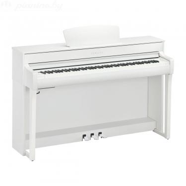Цифровое пианино Yamaha Clavinova CLP-735 Wh