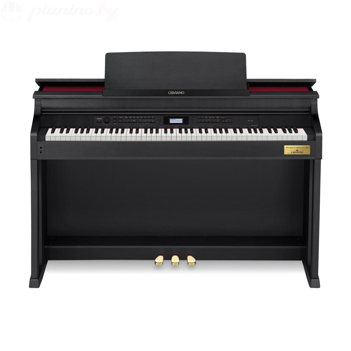 Цифровое пианино Casio AP-700 Black