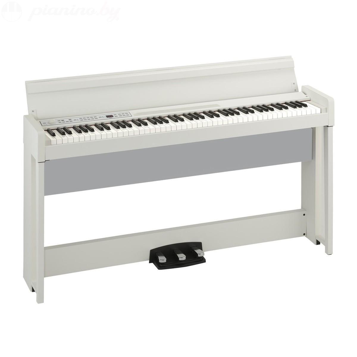 Цифровое пианино Korg C1 White
