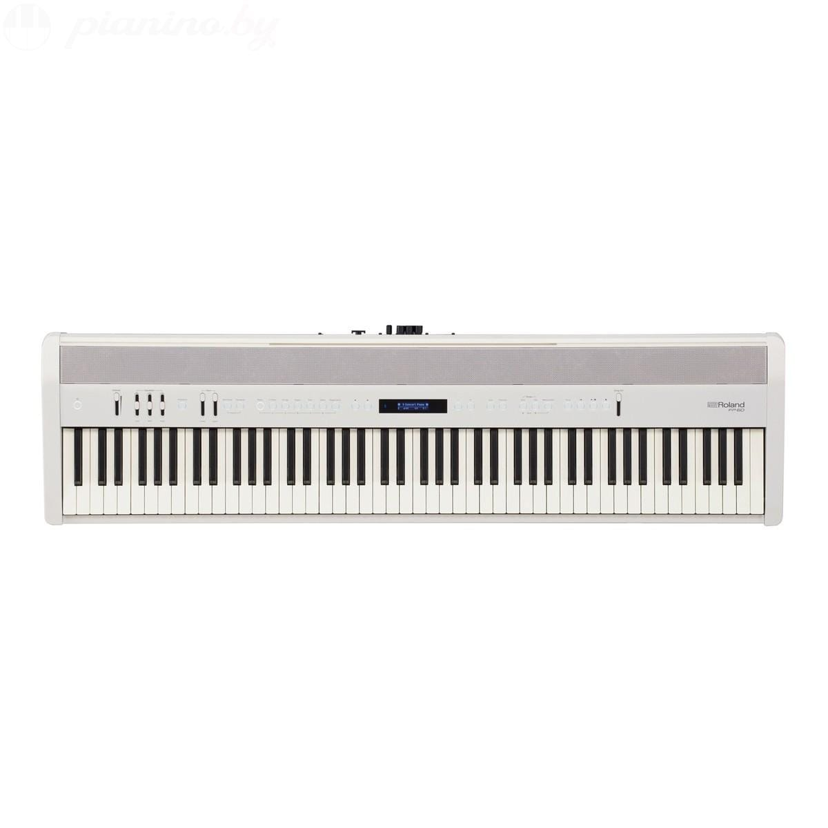 Цифровое пианино Roland FP-60 White