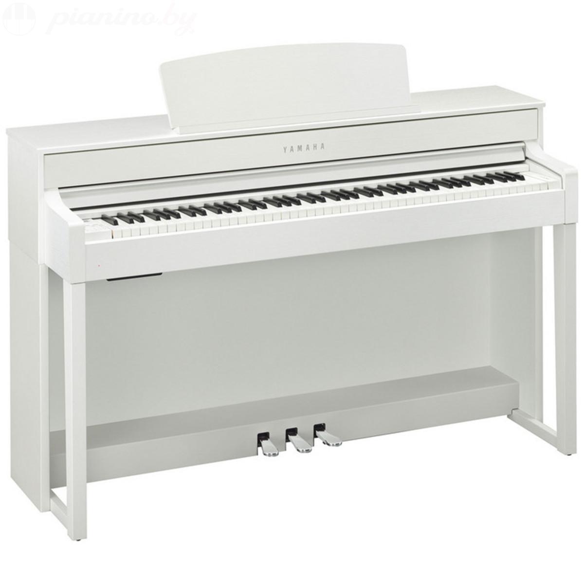 Цифровое пианино Yamaha Clavinova CLP-545WH White