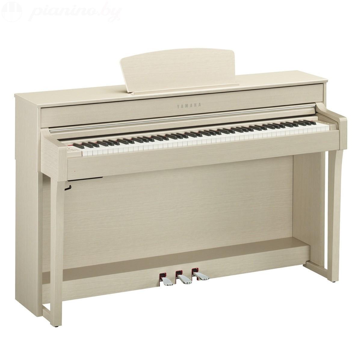 Цифровое пианино Yamaha Clavinova CLP-635 White Ash