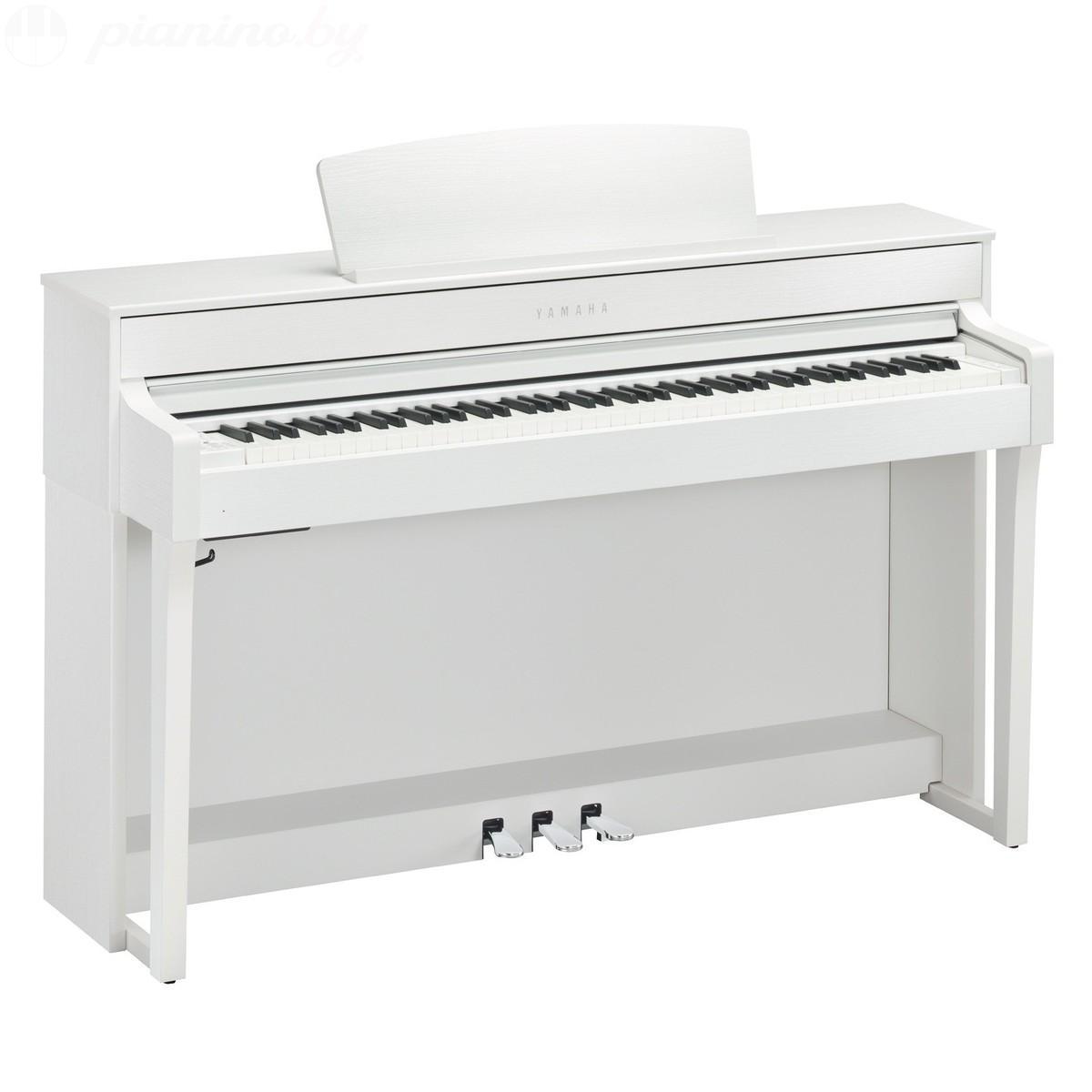 Цифровое пианино Yamaha Clavinova CLP-645 White