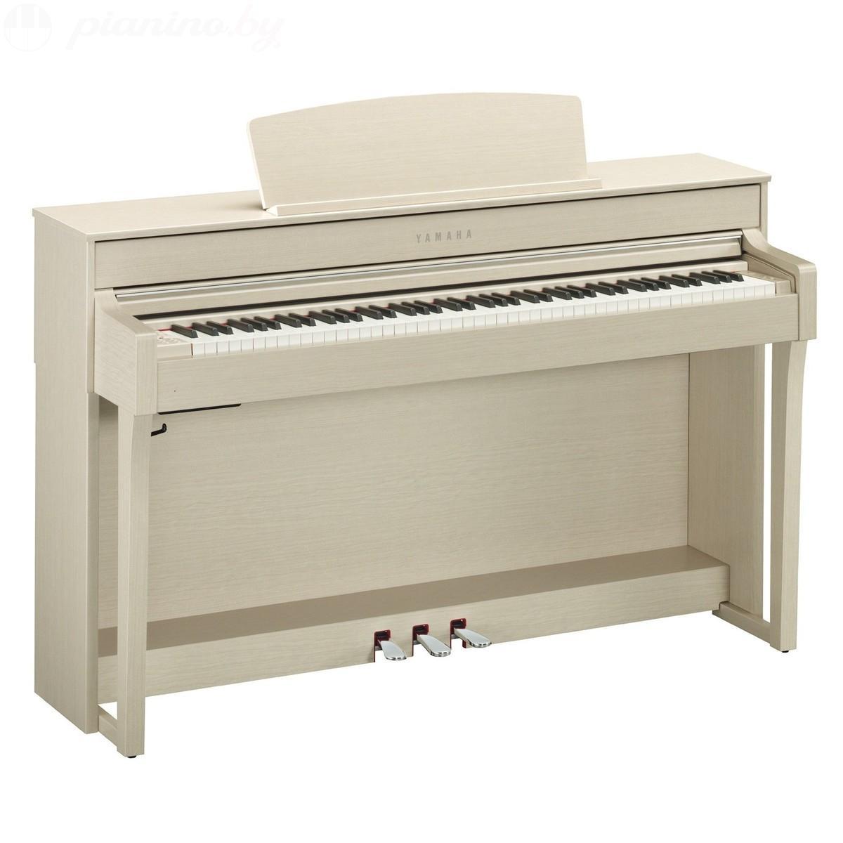 Цифровое пианино Yamaha Clavinova CLP-645 White Ash