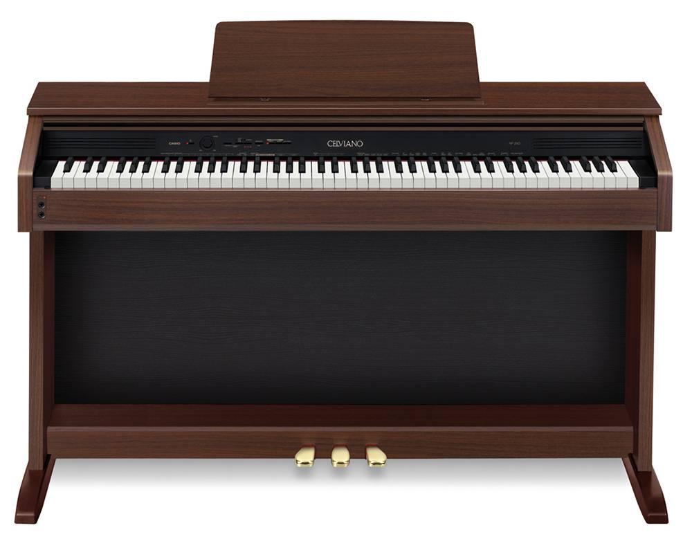 Цифровое пианино Casio AP-260 Brown Фото 1