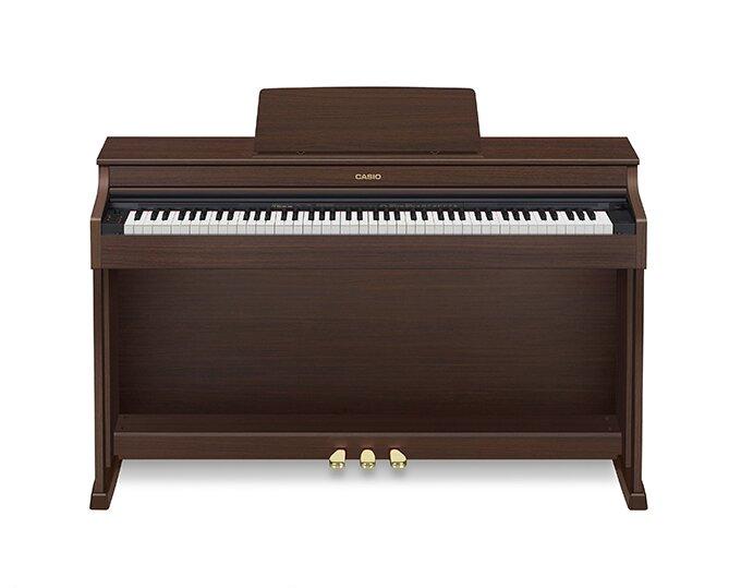 Цифровое пианино Casio AP-470 Brown Фото 1