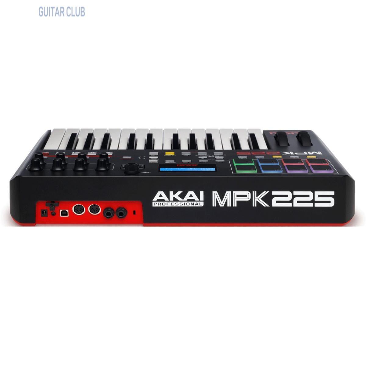 Akai MPK 225 Фото 3