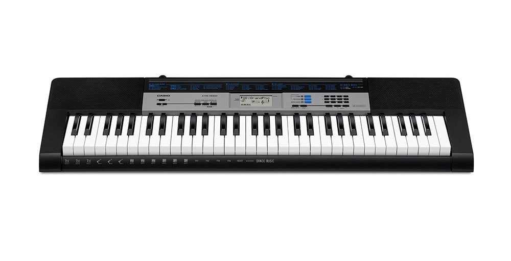 Синтезатор Casio CTK-1550 Фото 1