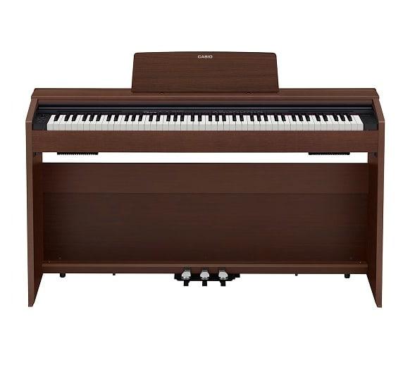 Цифровое пианино Casio Privia PX-870 Brown Фото 1