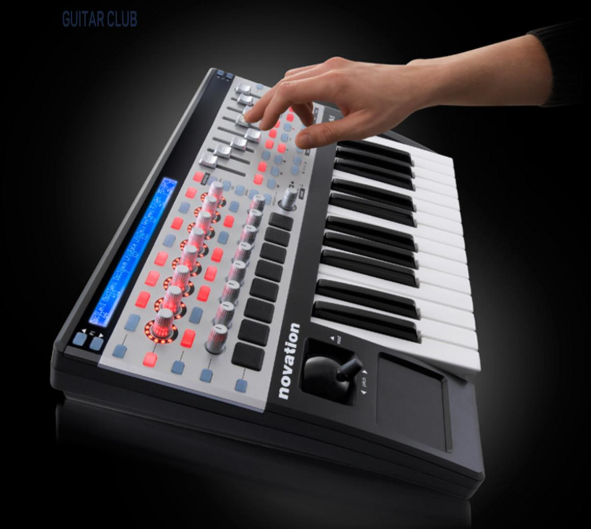 Novation 25 SL MkII Black Фото 3