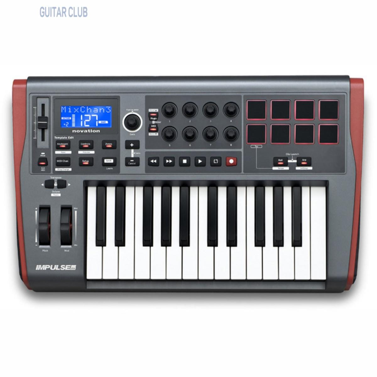 Novation Impulse 25 Фото 1