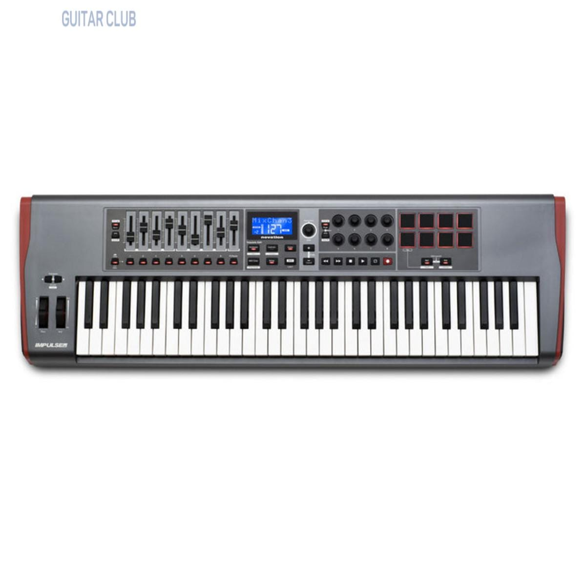 Novation Impulse 61 Фото 1