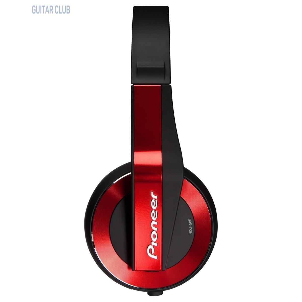 Pioneer DJ HDJ-500-R Red Фото 4