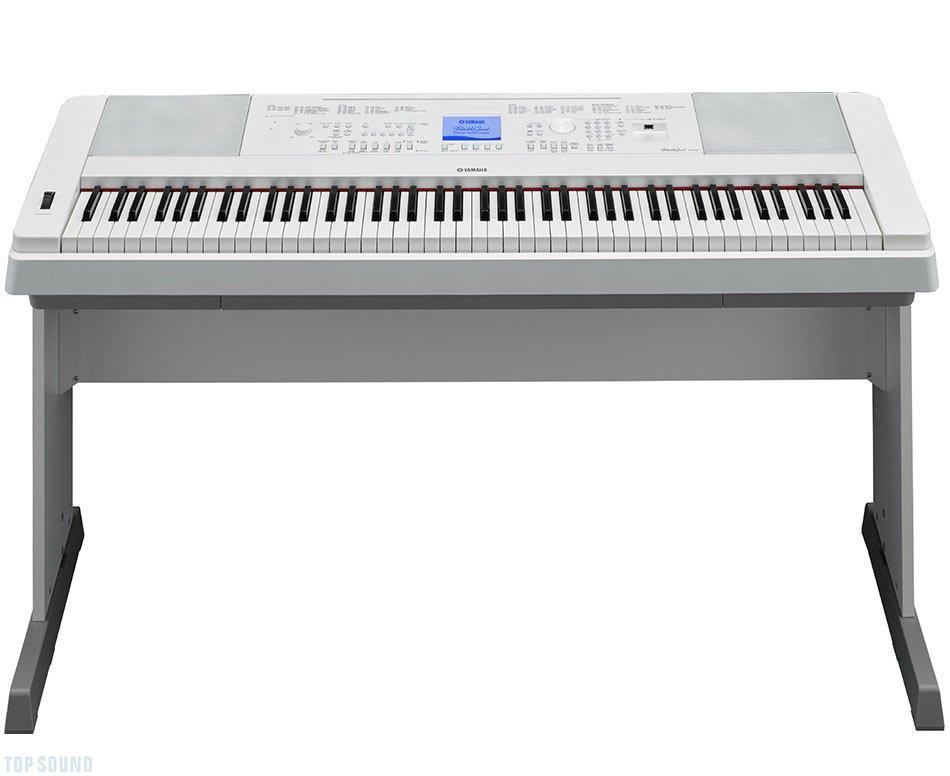 Цифровое пианино Yamaha DGX-660 White Фото 1