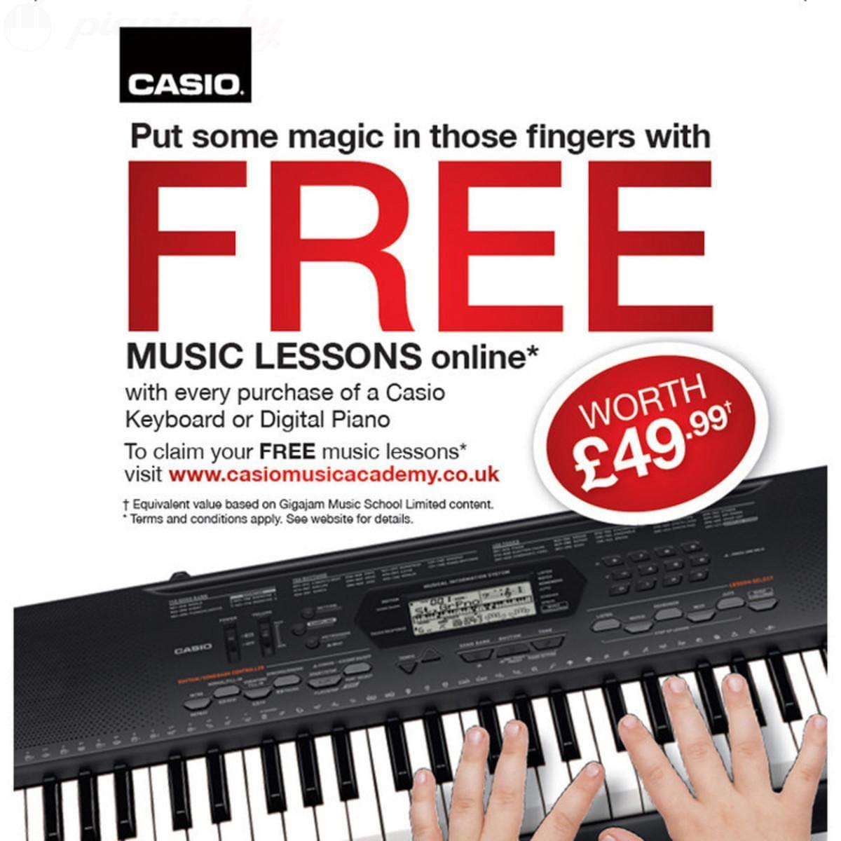 Цифровое пианино Casio CDP-230RBK Black Фото 3