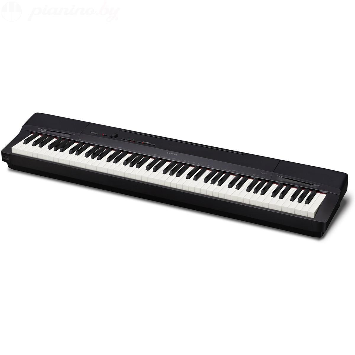 Цифровое пианино Casio PX-160BK Black Фото 1