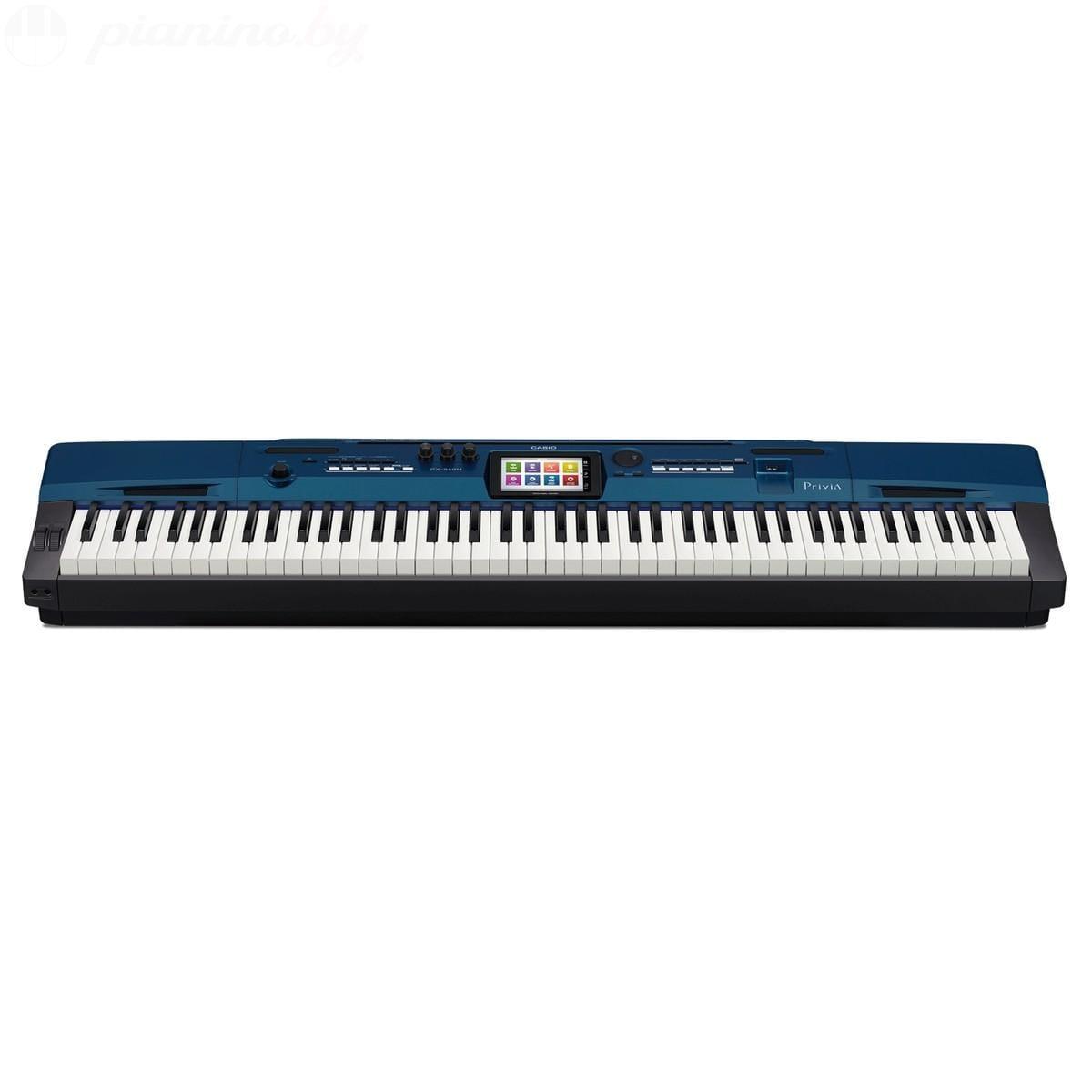 Цифровое пианино Casio Privia PX-560M Blue Фото 2
