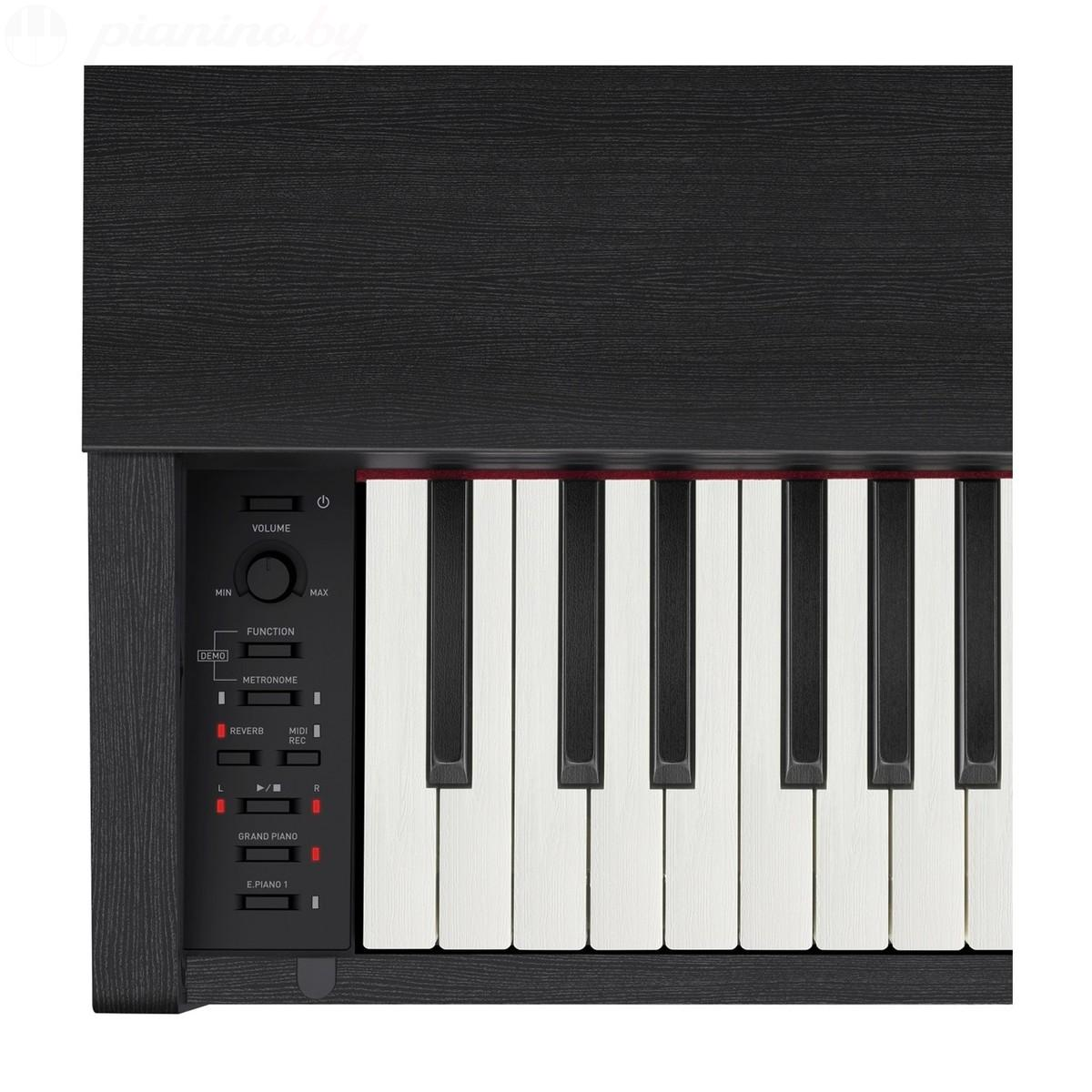 Цифровое пианино Casio Privia PX-770 Black Фото 4