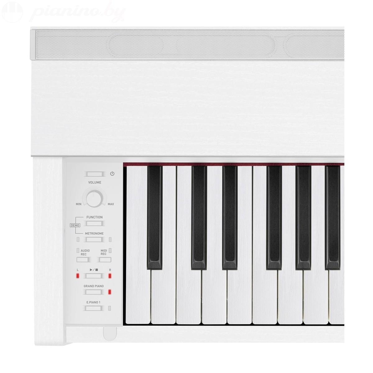 Цифровое пианино Casio Privia PX-870 White Фото 5