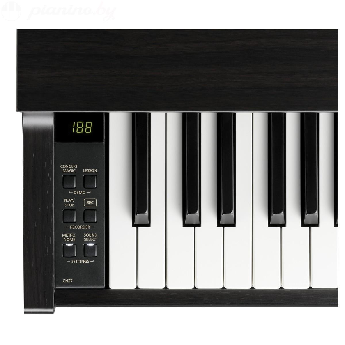 Цифровое пианино Kawai CN-27B Фото 2