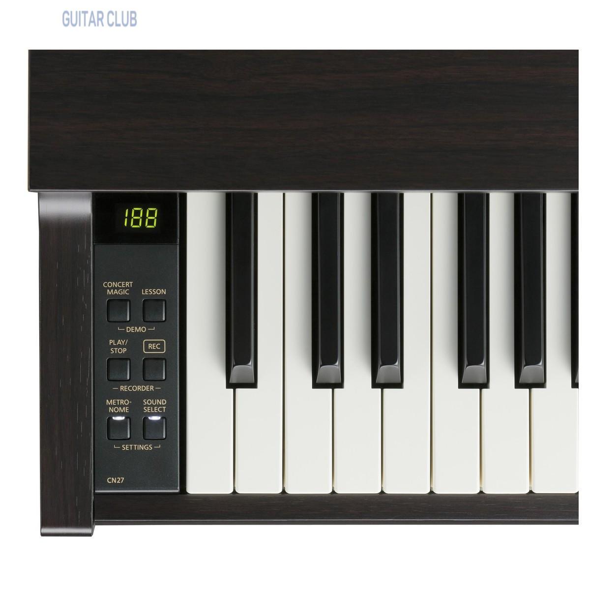 Цифровое пианино Kawai CN-27R Фото 2