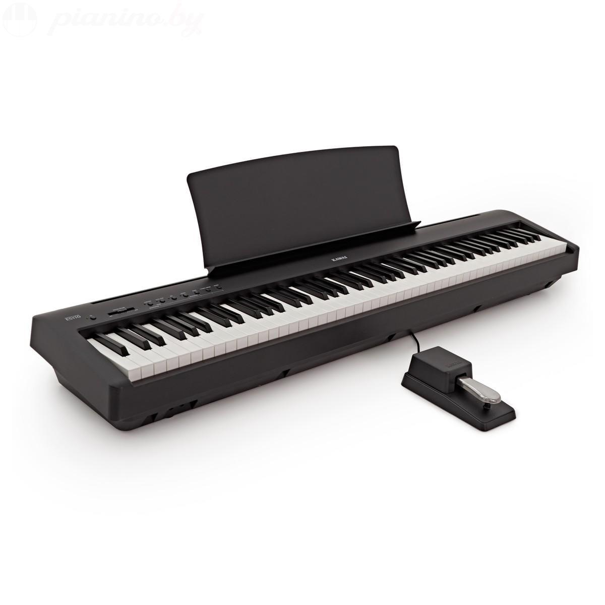 Цифровое пианино Kawai ES-110B Фото 2