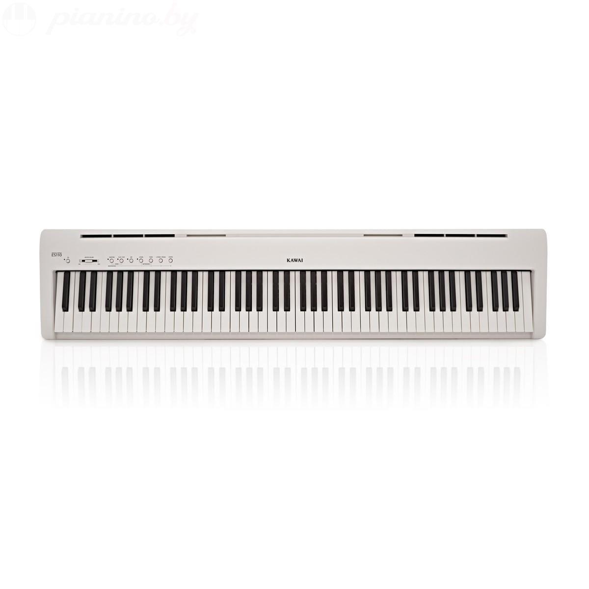 Цифровое пианино Kawai ES-110WH Фото 1