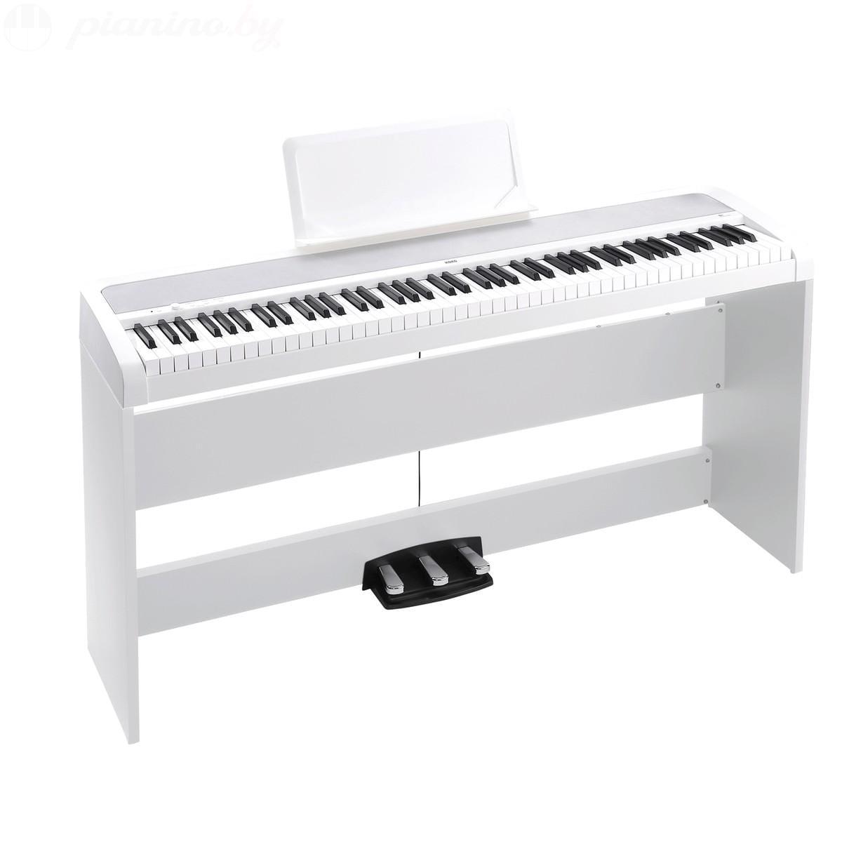 Цифровое пианино Korg B1SP-WH Фото 1