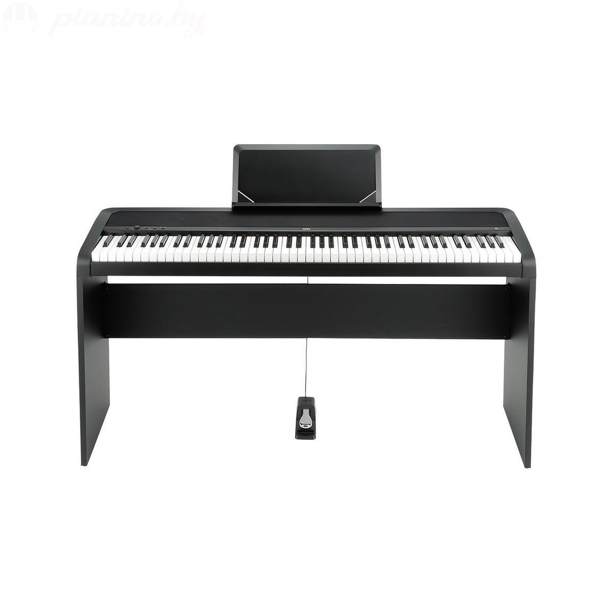 Цифровое пианино Korg B1-BK Фото 1