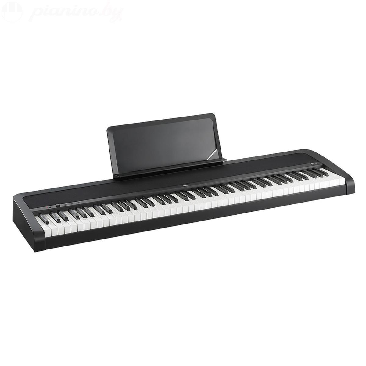 Цифровое пианино Korg B1-BK Фото 2