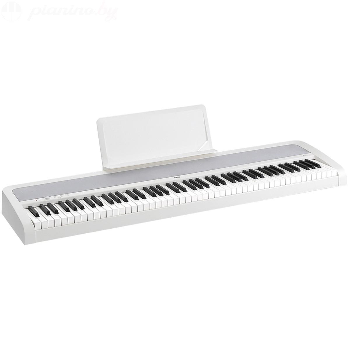 Цифровое пианино Korg B1-WH Фото 1