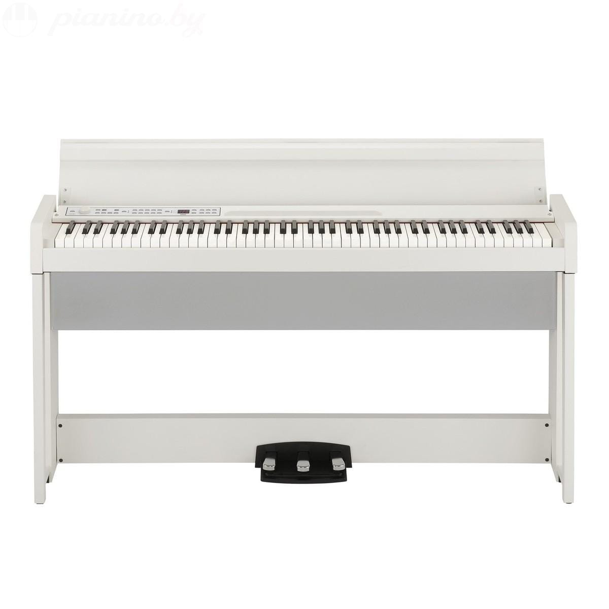 Цифровое пианино Korg C1 White Фото 2