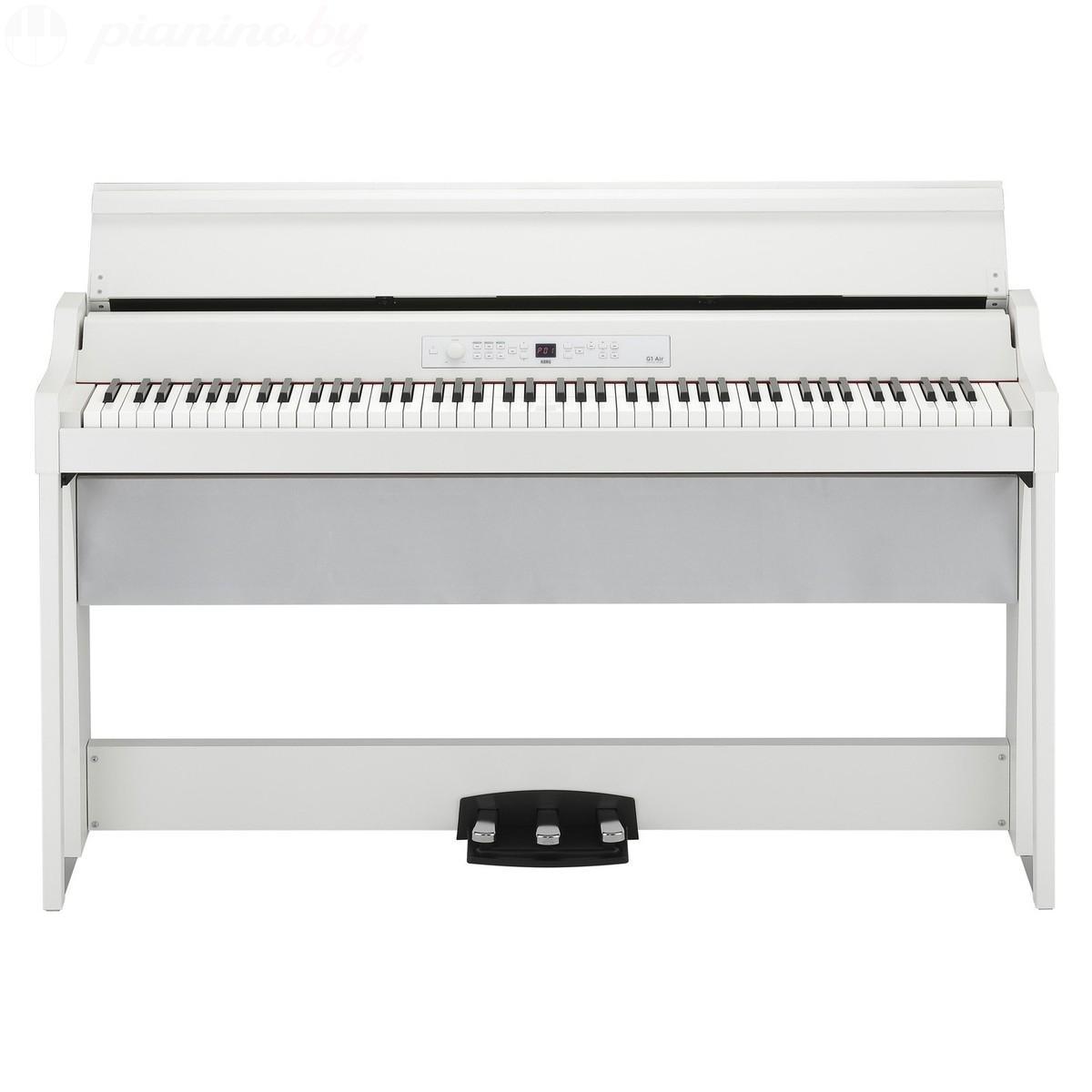 Цифровое пианино Korg G1 White Фото 2