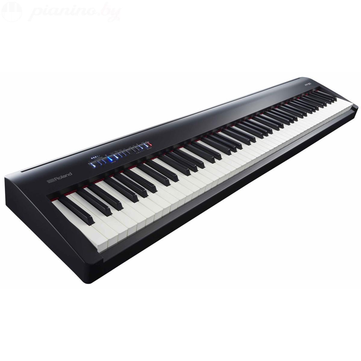 Цифровое пианино Roland FP-30BK Фото 1