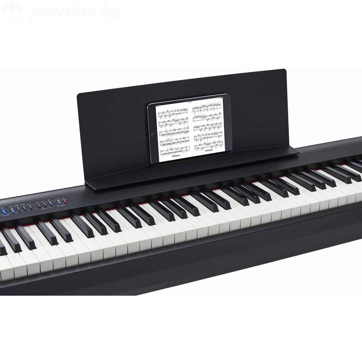 Цифровое пианино Roland FP-30BK Фото 2