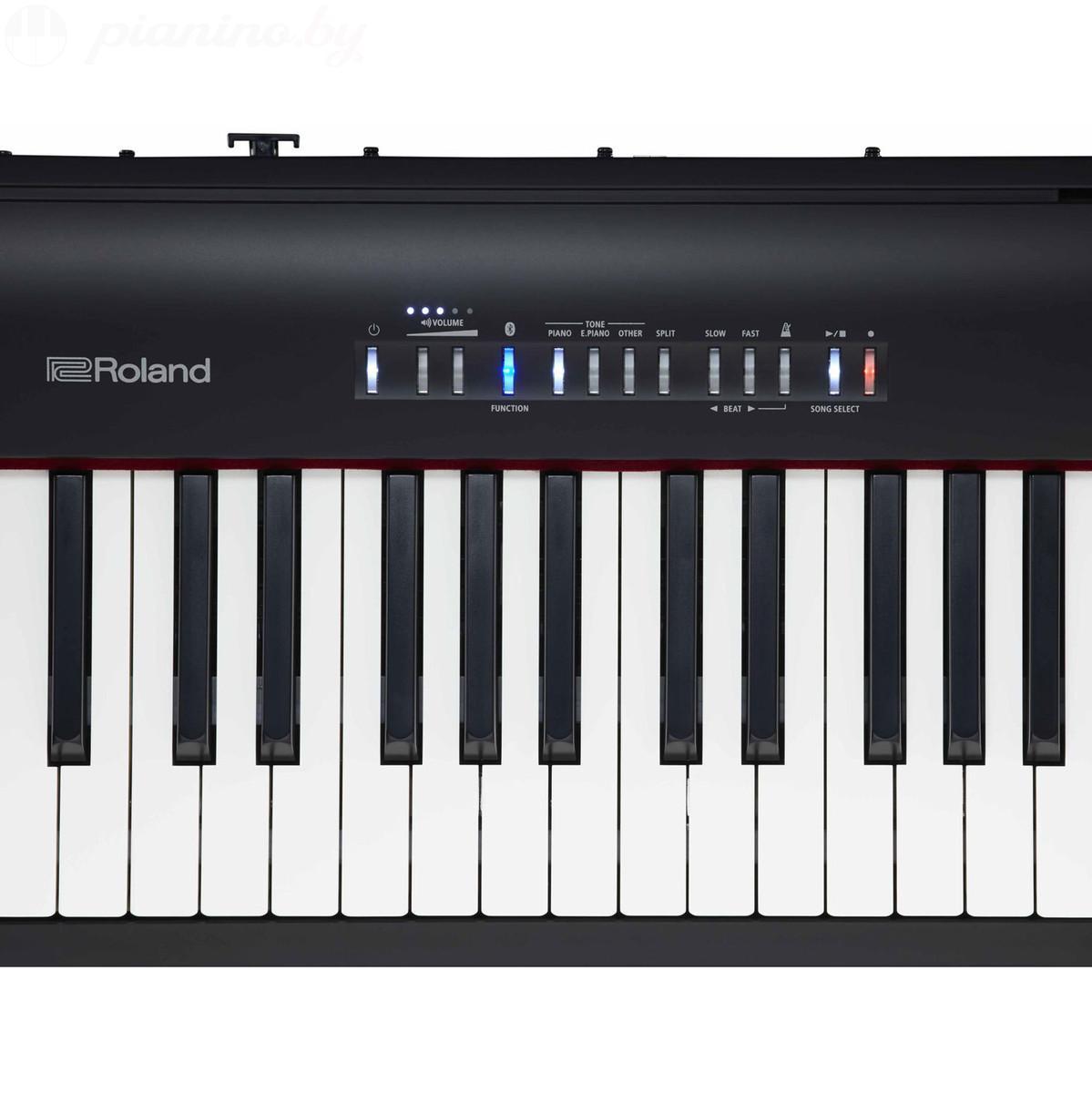 Цифровое пианино Roland FP-30BK Фото 3