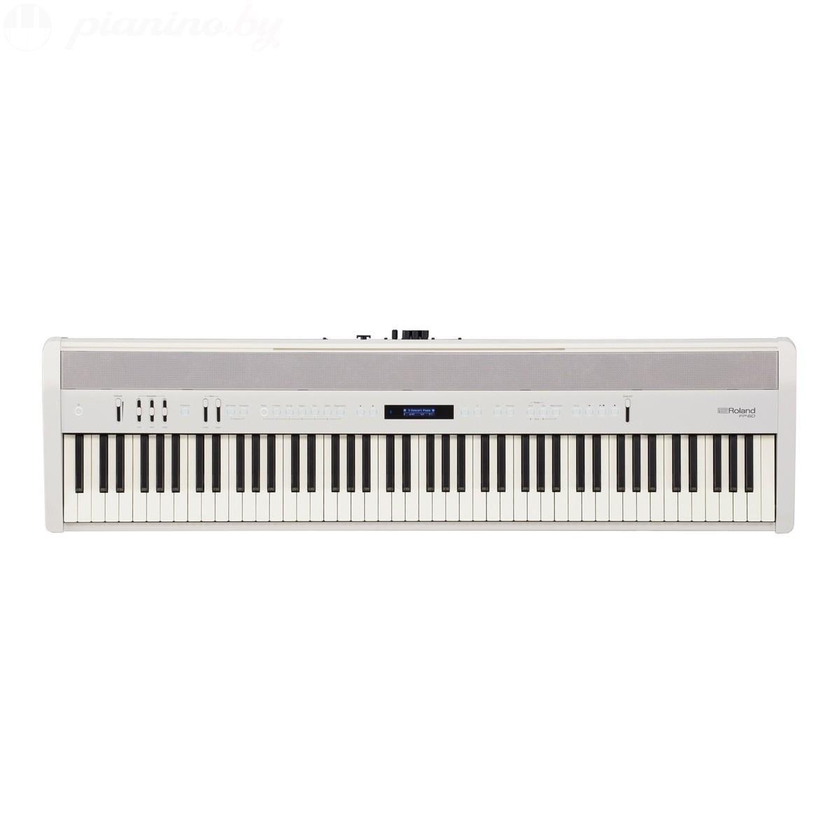 Цифровое пианино Roland FP-60 White Фото 1