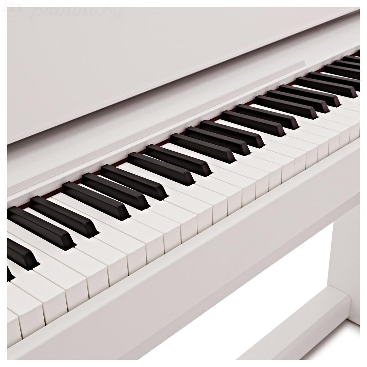 Цифровое пианино Roland F-140RWH Фото 8