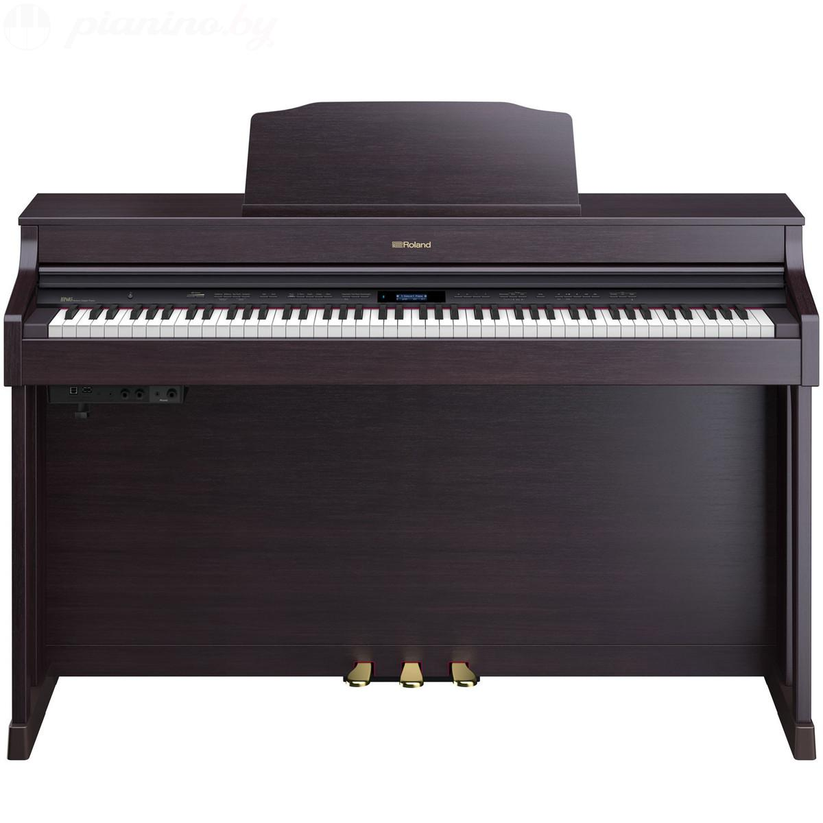 Цифровое пианино Roland HP603CB Фото 2