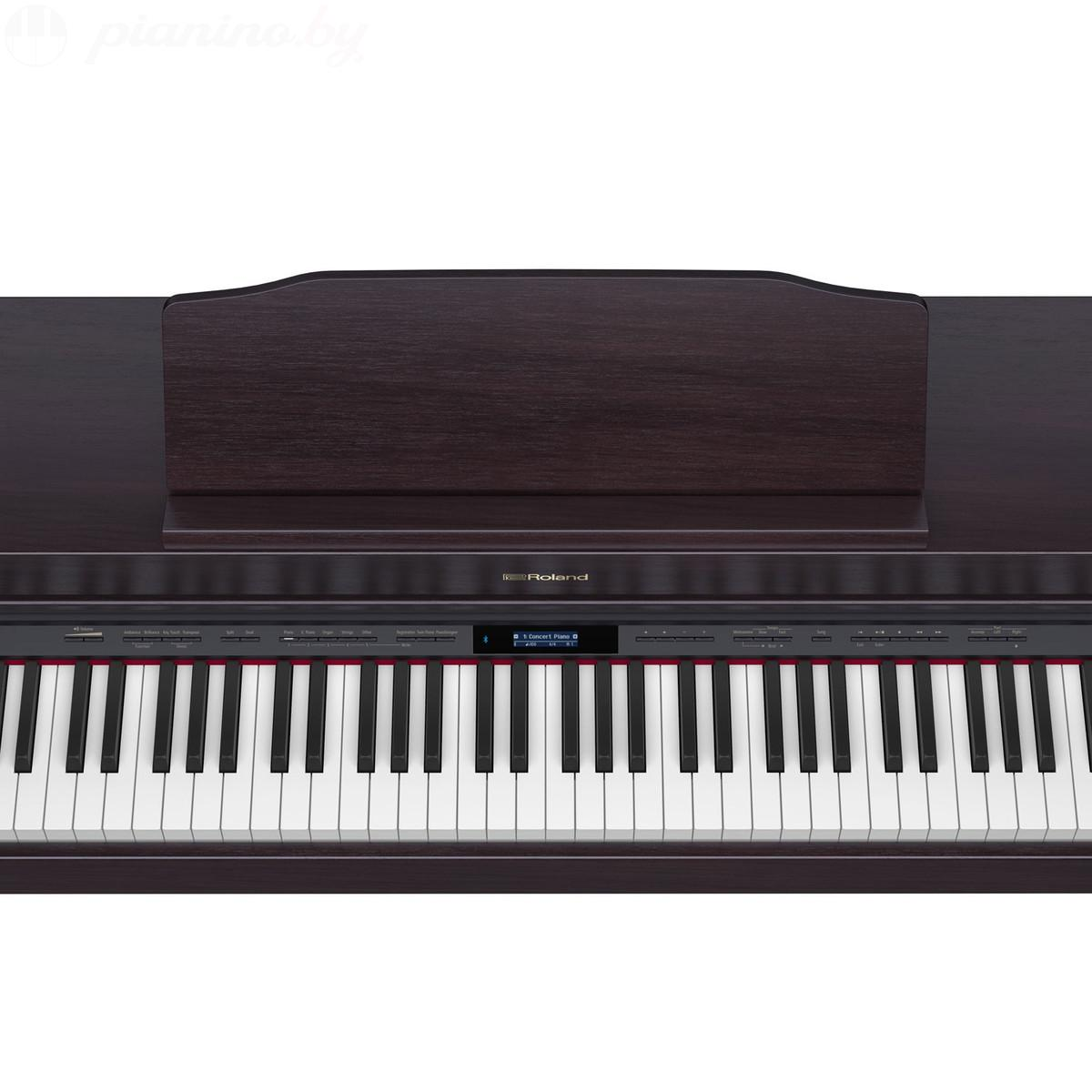 Цифровое пианино Roland HP603CR Фото 4