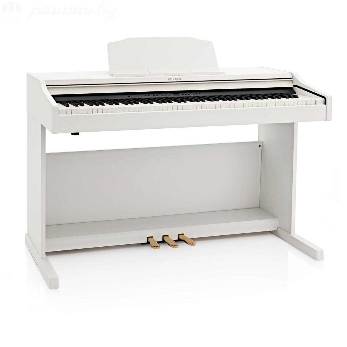 Цифровое пианино Roland RP-501R-WH Фото 1