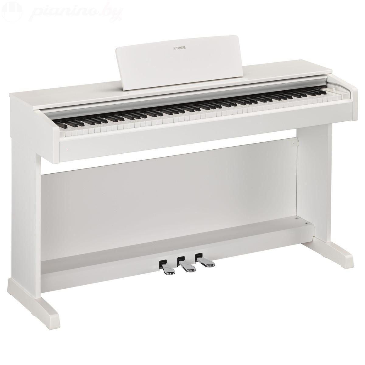 Цифровое пианино Yamaha Arius YDP-143 White Фото 1