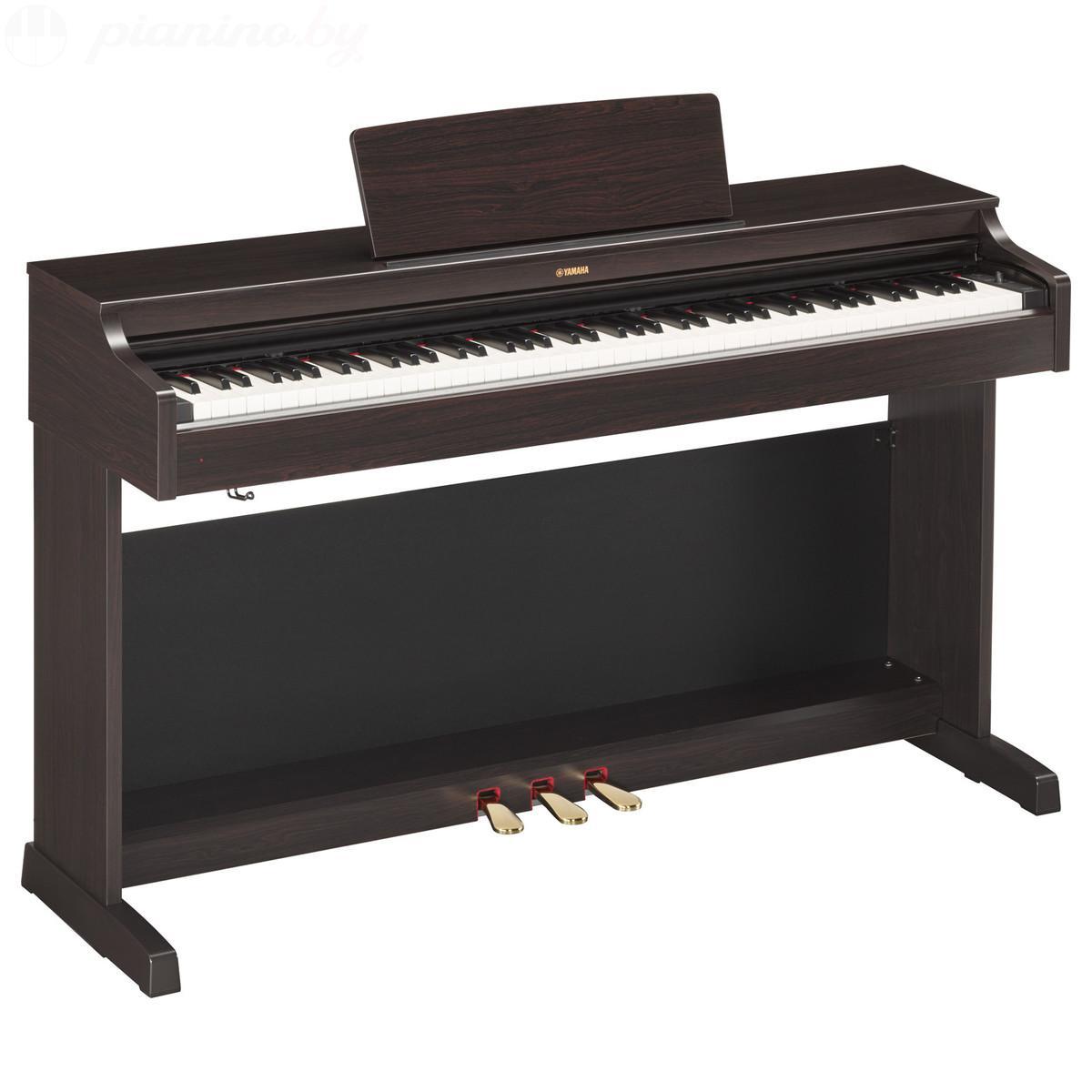 Цифровое пианино Yamaha Arius YDP-163 Rosewood Фото 1