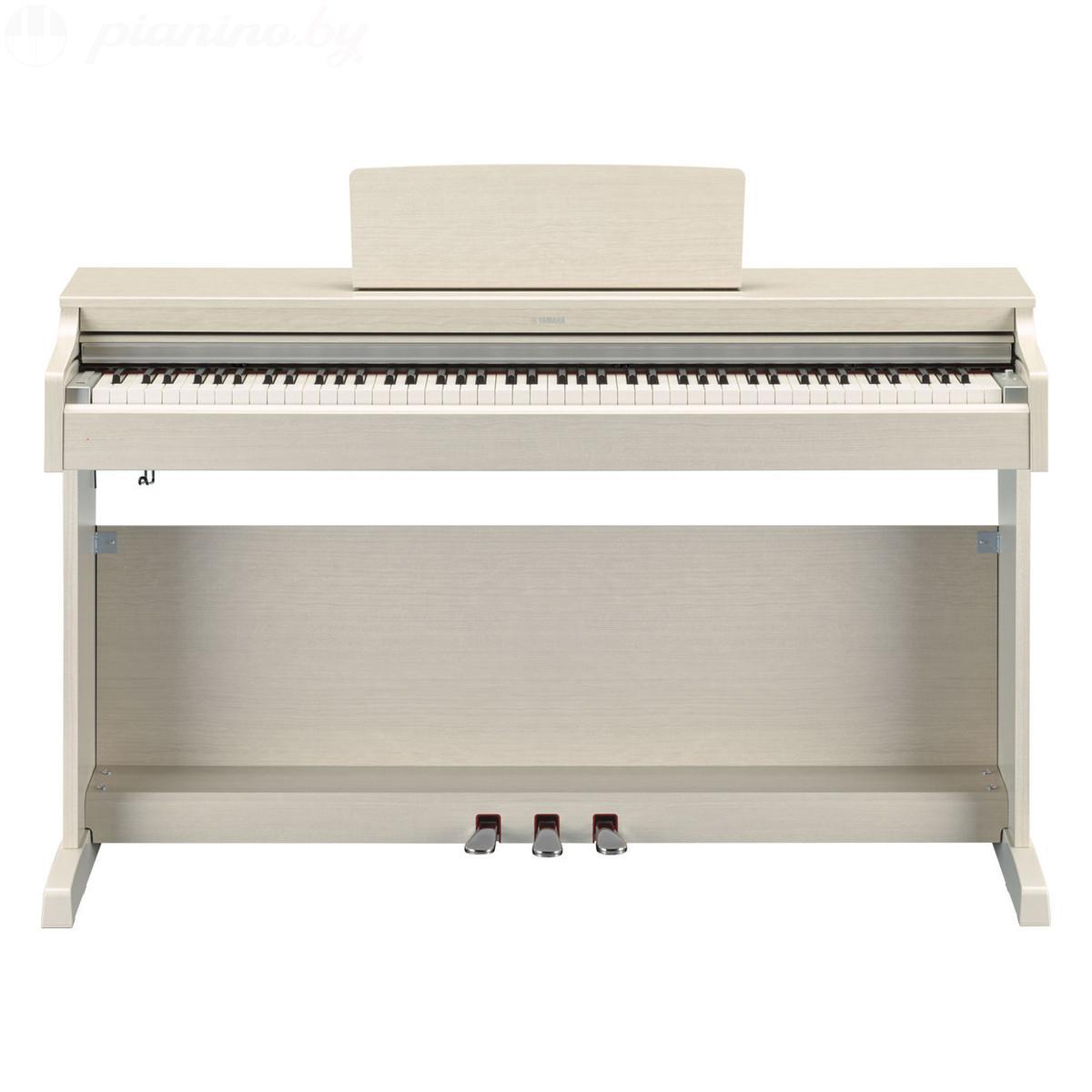 Цифровое пианино Yamaha Arius YDP-163 White Ash Фото 2