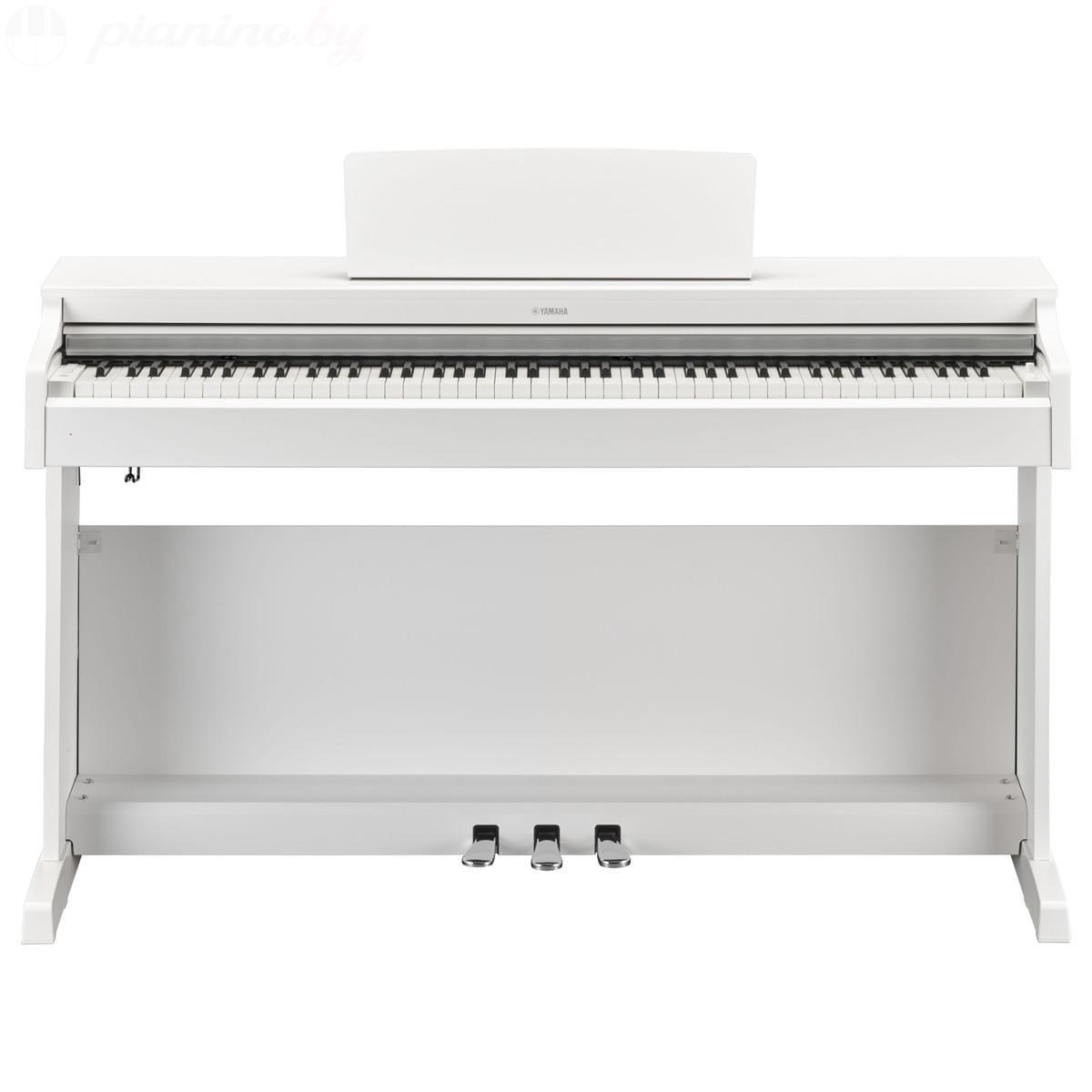 Цифровое пианино Yamaha Arius YDP-163 White Фото 2