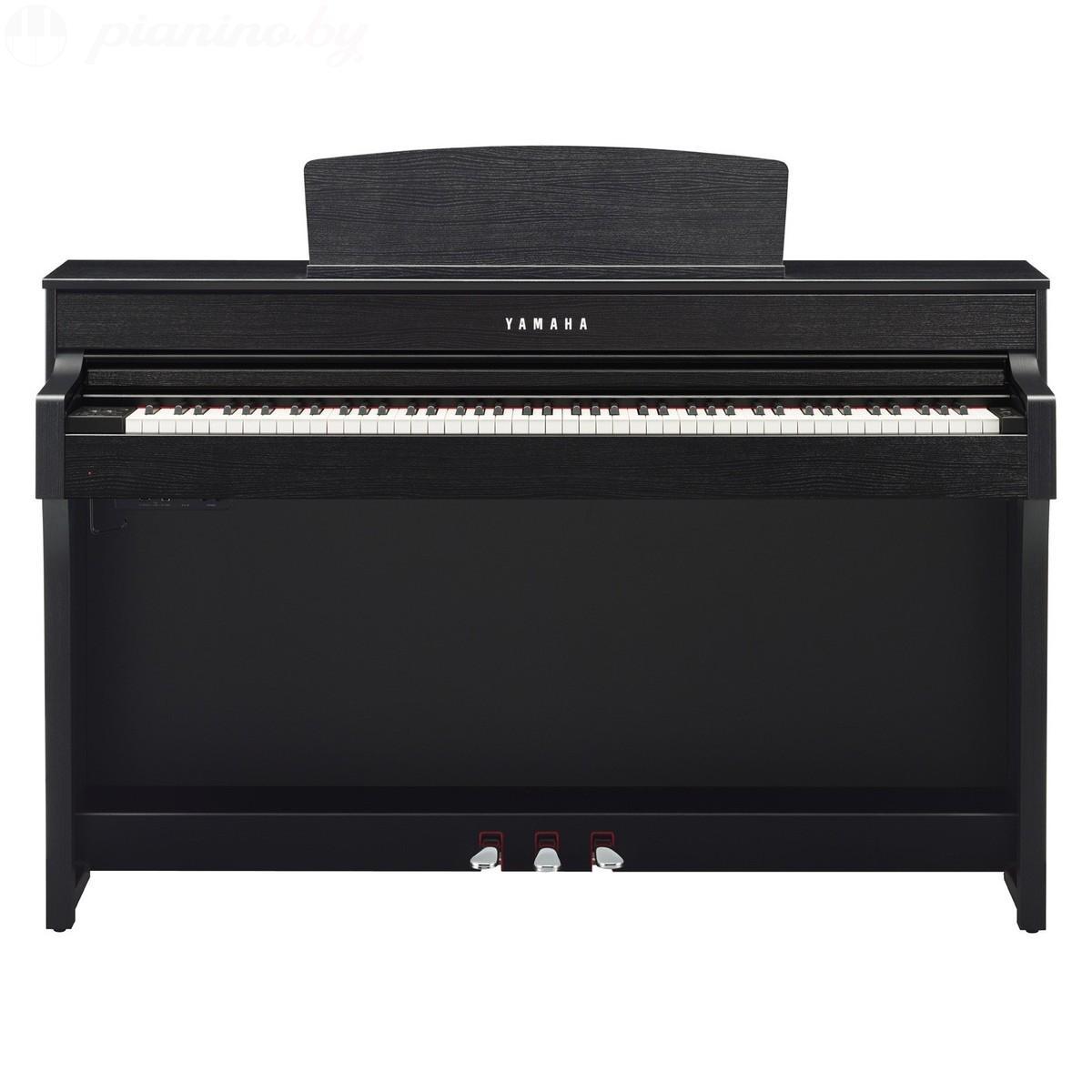 Цифровое пианино Yamaha Clavinova CLP-545B Black Walnut Фото 3