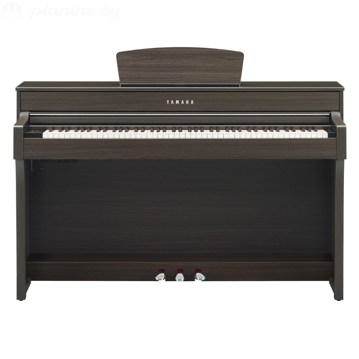 Цифровое пианино Yamaha Clavinova CLP-635 Dark Walnut (CLP635DW) Фото 2