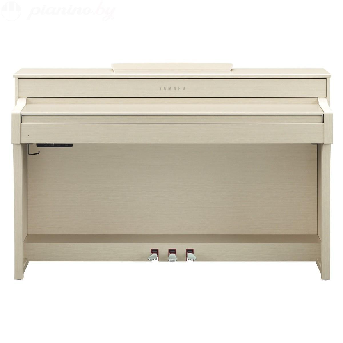 Цифровое пианино Yamaha Clavinova CLP-635 White Ash Фото 2