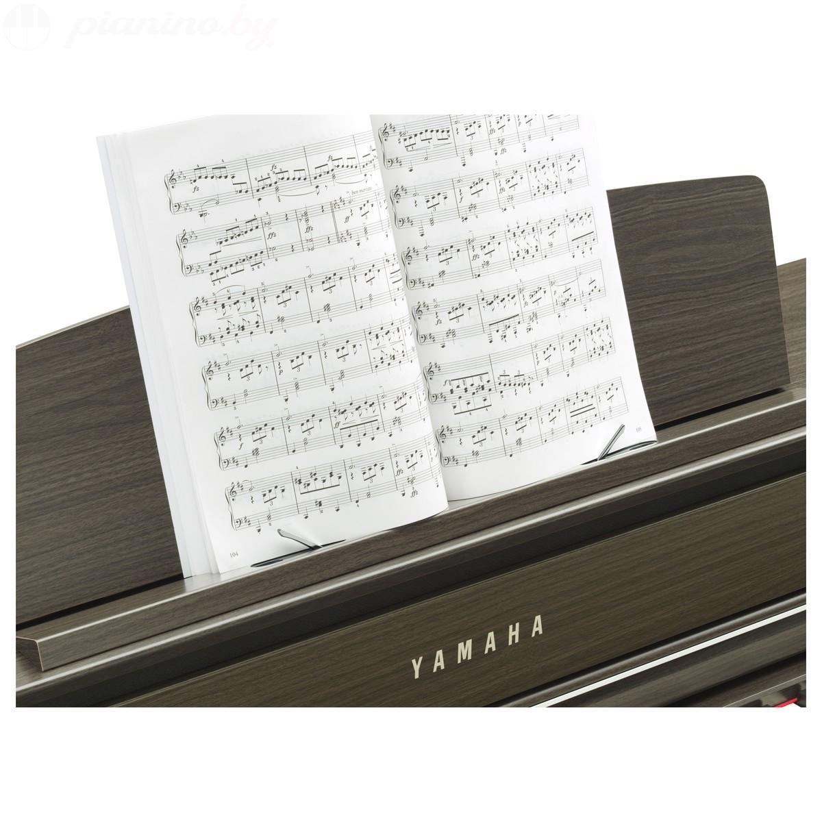 Цифровое пианино Yamaha Clavinova CLP-645B Фото 6
